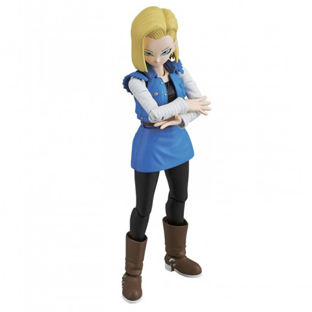 Model Kit Android 18 - Dragon Ball Z