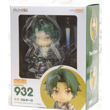 Figura Nendoroid de Theo Cornaro 932 - Record Of Grancrest War