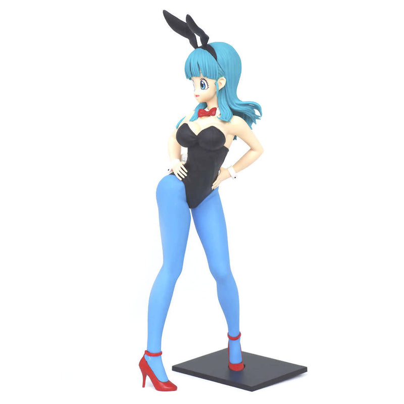 Figura Hot and Cold de Bulma (Bunny) - Dragon Ball