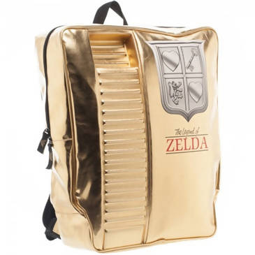 Mochila dorada - The Legend Of Zelda