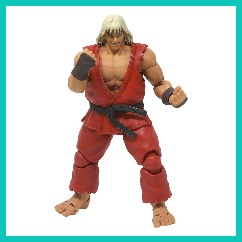 Figura Violent Ken (Storm Collectibles) - ULTRA Street Fighter Il