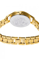 Boum Bulle Bracelet Watch - Gold/Coral