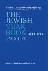 The Jewish Year Book 2014