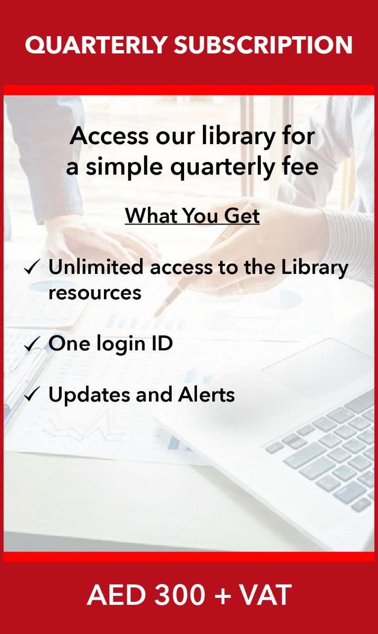 Quarterly Library Subscription | Simply Solved, UAE Dubai