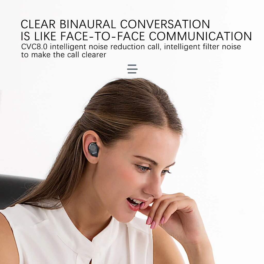 F9 Mini Bluetooth Wireless Earphones