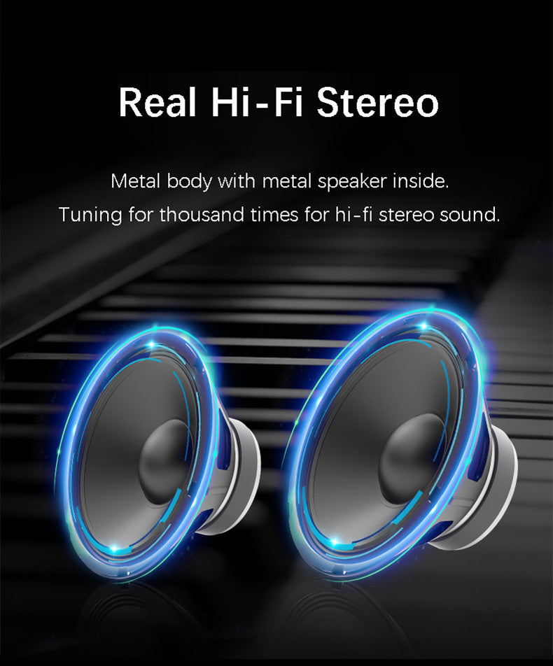 Super-Mini Portable Bluetooth Speakers