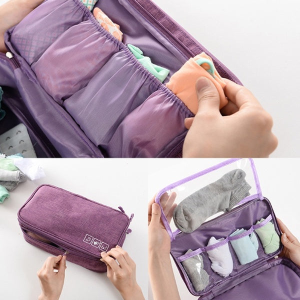 Bra Underwear Drawer Organizer