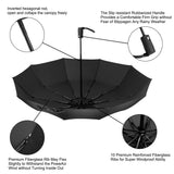 Windproof Compact Travel Umbrella