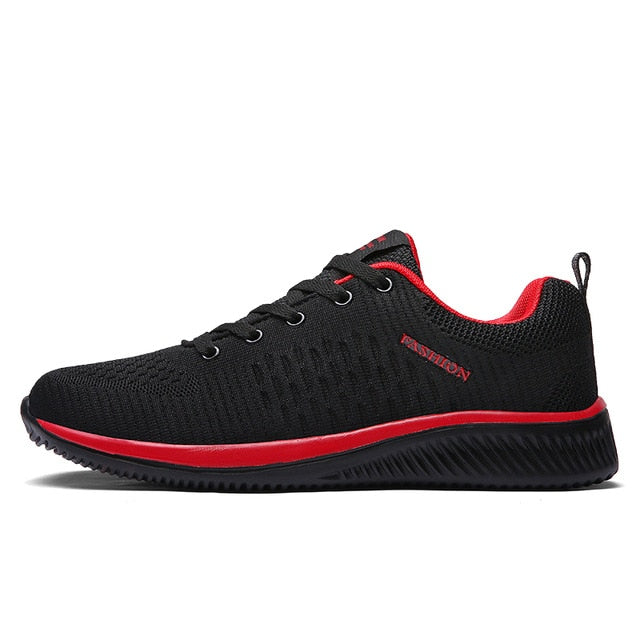 Lightweight Breathable Comfortable Walking Sneakers