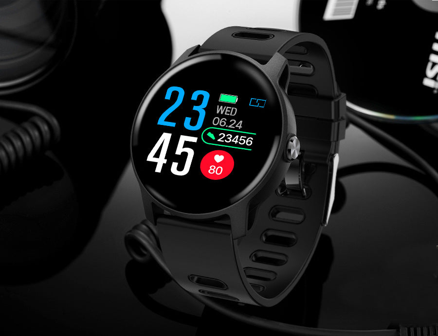 S08 Smartwatch for Android and IOS