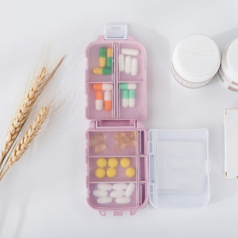 Mini Pill Box Organizer