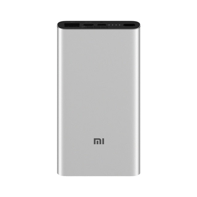 Xiaomi Power Bank 10000mAh Portable Charger