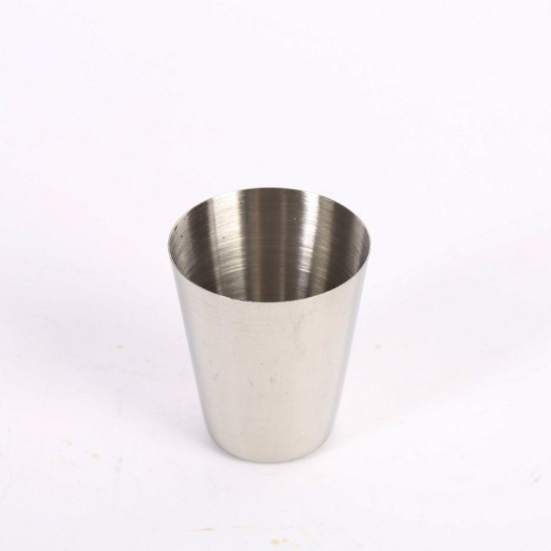 Portable Stainless Steel Cups Shots Set