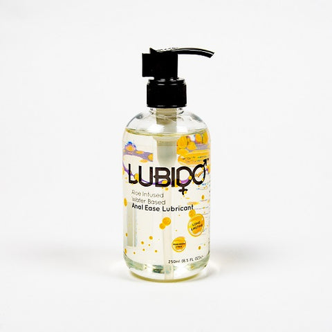Lubido Anal Lubricant 250ml - Lights Off