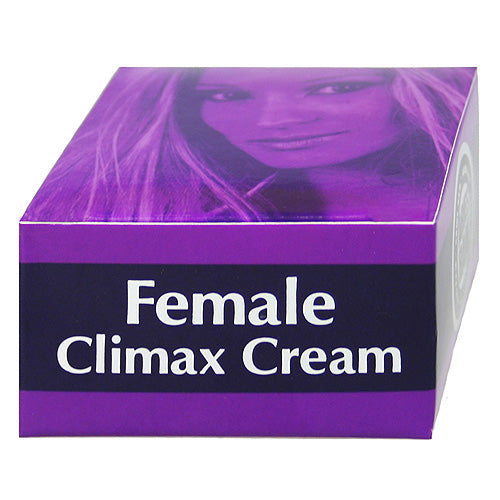 Female Climax Cream - Lights Off