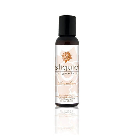 Sliquid Organics Sensations Stimulating Lubricant 59ml - Lights Off