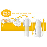 TENGA Twister Egg Shaped Male Masturbator