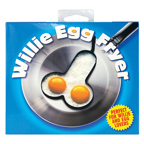 Willie Egg Fryer - Lights Off