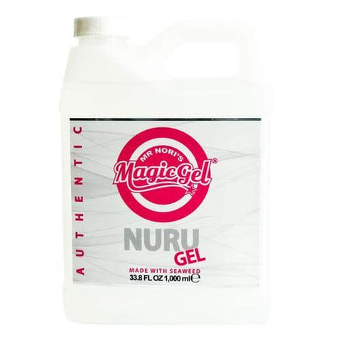 Mr Nori`s Magic Gel Authentic Nuru Massage Gel-33oz - Lights Off