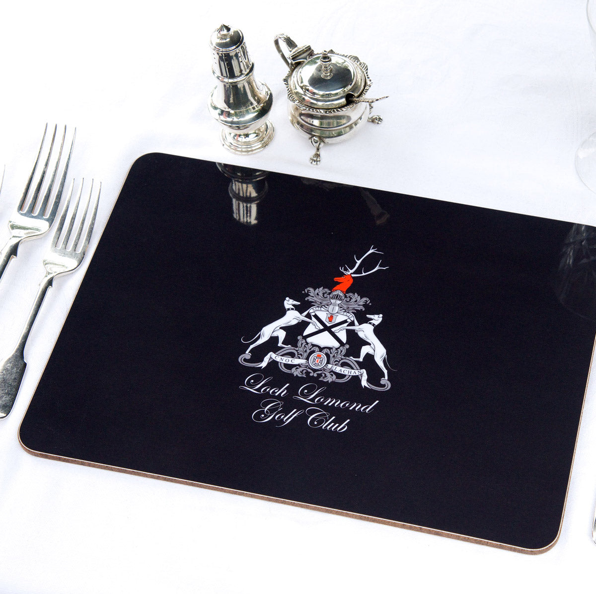 Club Matters - Bespoke Design - Hospitality - Bespoke Table Mats