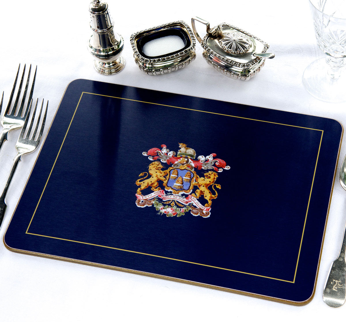 Livery - Club Matters - Bespoke Table Mats - Bespoke