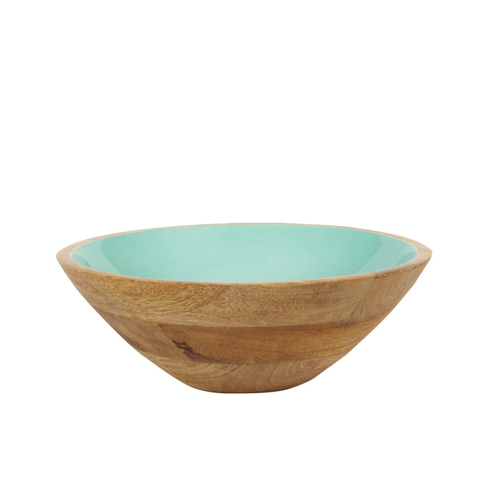 Shellfish Wooden Salad Bowl - club matters