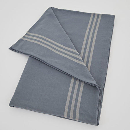 Blue & Linen Tablecloth - Club Matters- African Bowl - Tableware - Serveware