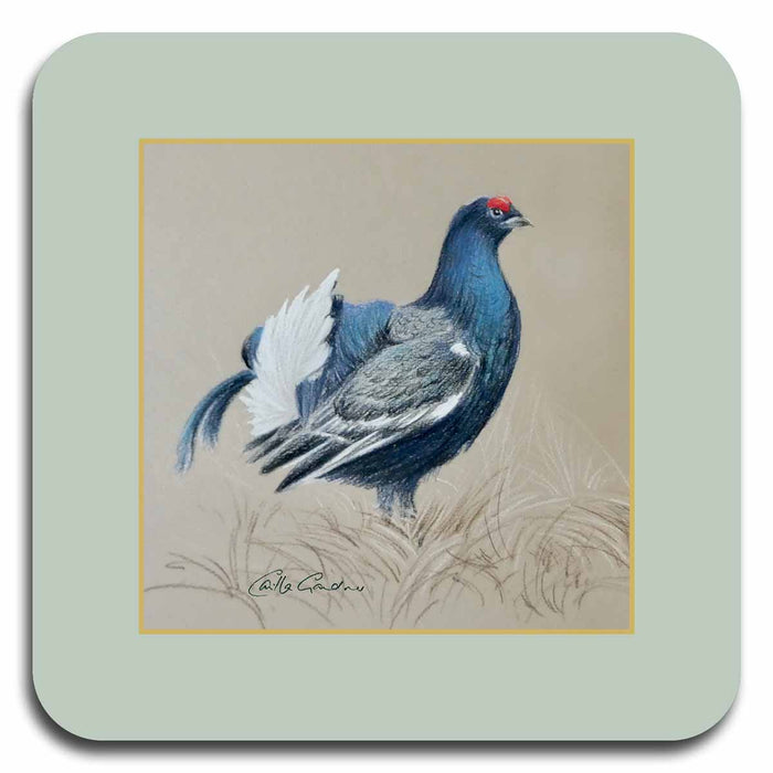 Game Birds Coasters - Bespoke Table Mats - Tableware - Classic Style - Club Matters
