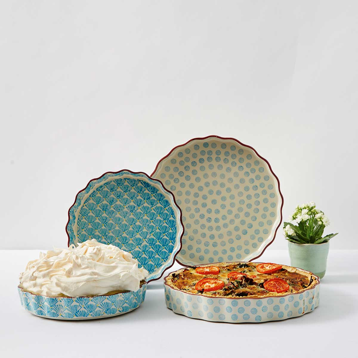 Quiche Tin - Louise - Tableware  - Club Matters - Foodie - Ceramics - Gift Guide - Kitcheware