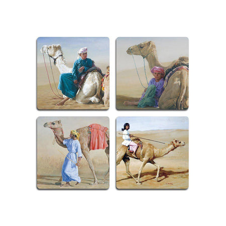 Camels Coasters - club matters