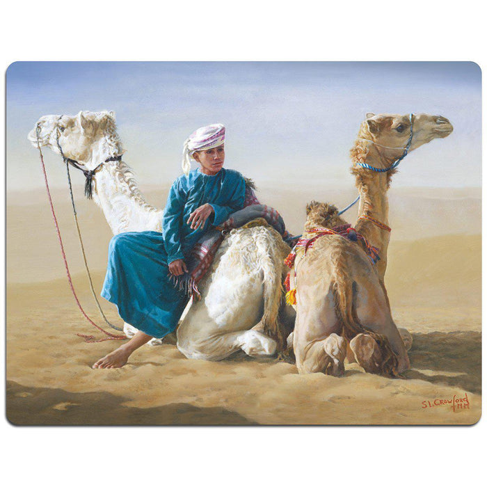 Camels Serving Mat - 1 - club matters