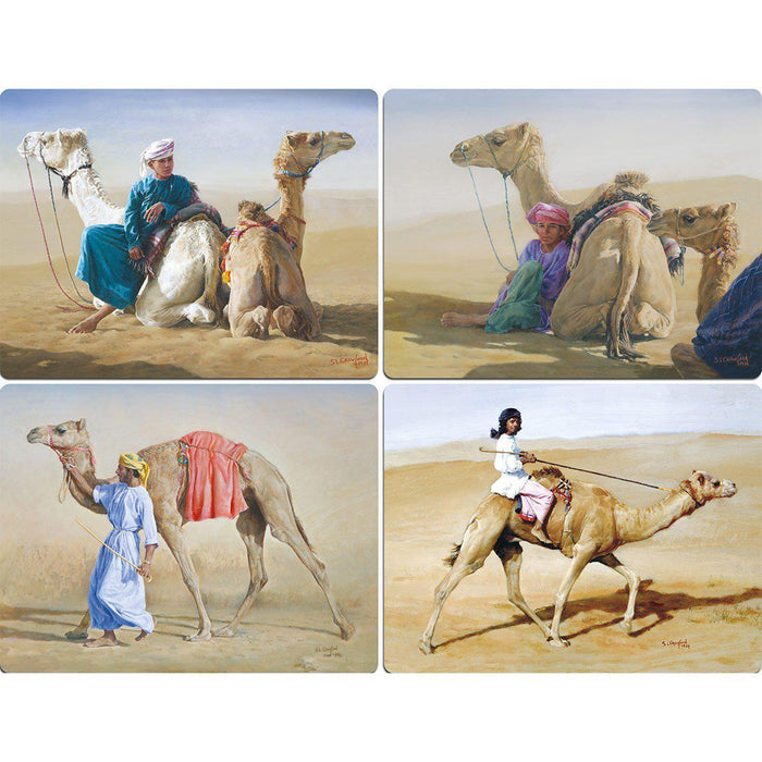 Camels Table Mats - club matters