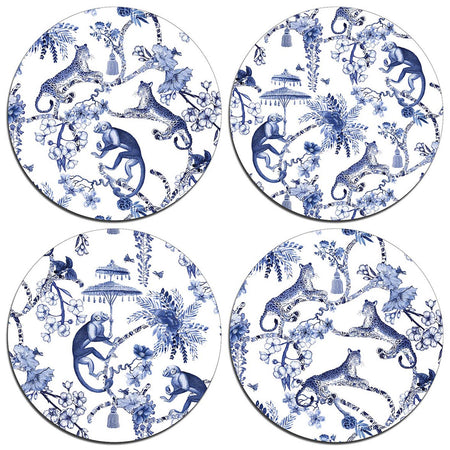 club matters - animal orient - table mat - tableware - luxury design