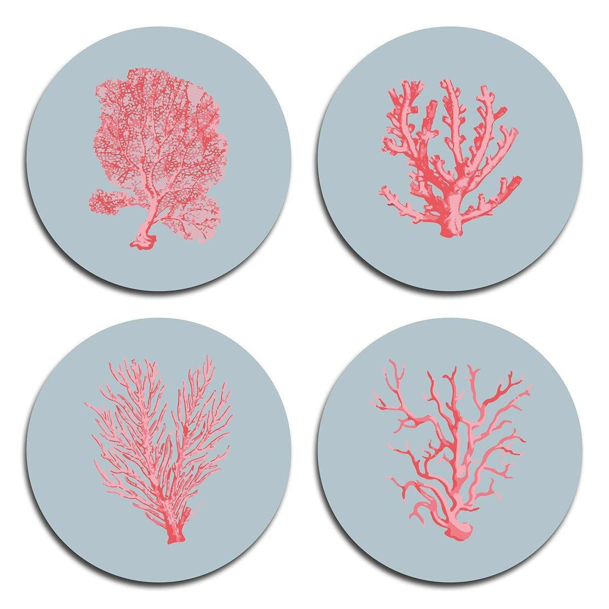 Coral Coasters - club matters