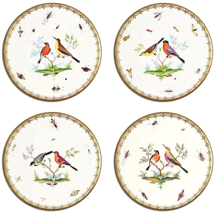 Exotic Birds Table Mats - club matters