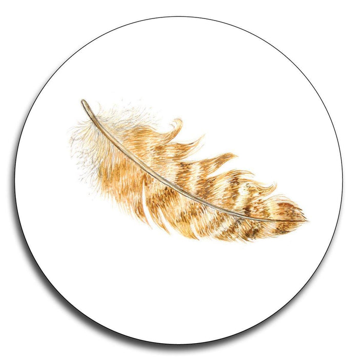 Feather Coasters - club matters