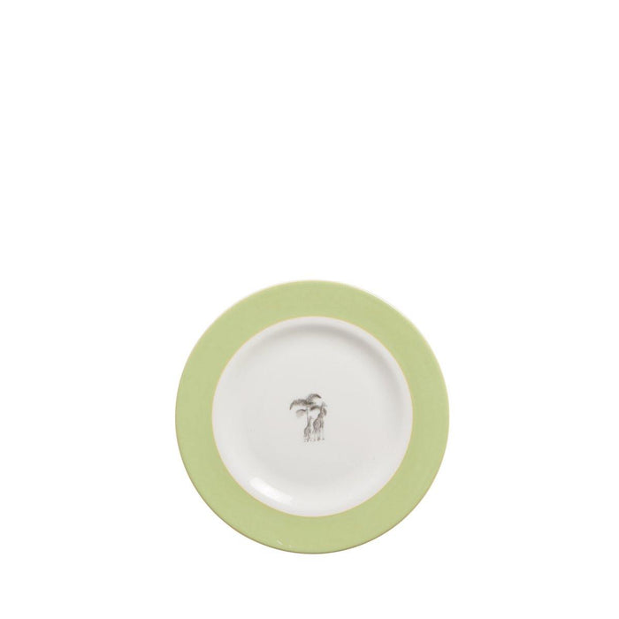 Harlequin Bone China Tea Plates - Set of 4 - club matters