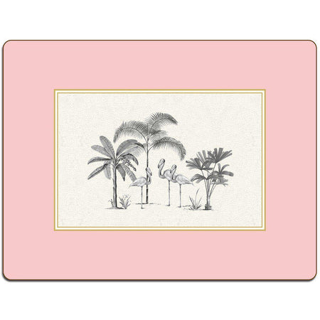 Harlequin Serving Mat Pink - club matters