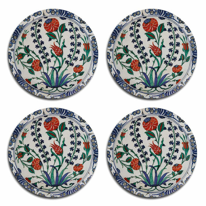 Iznik Coasters - club matters