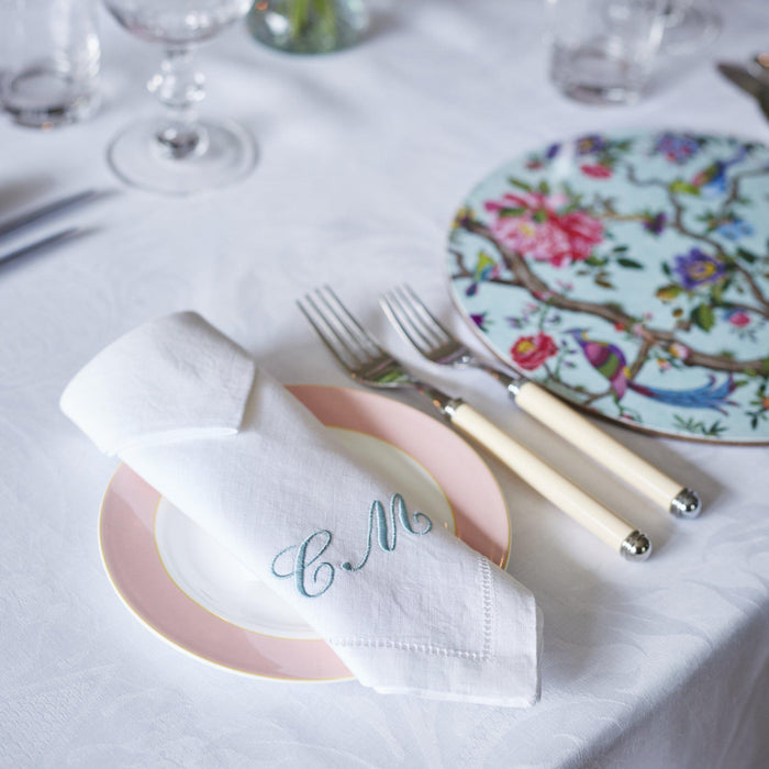 Monogram Napkins - club matters