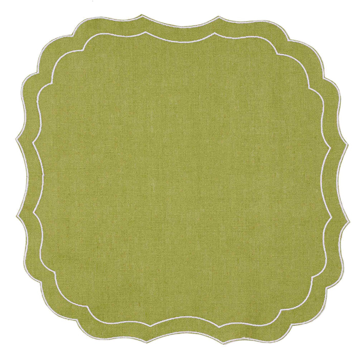 Italian Linen Placemats and Coasters
