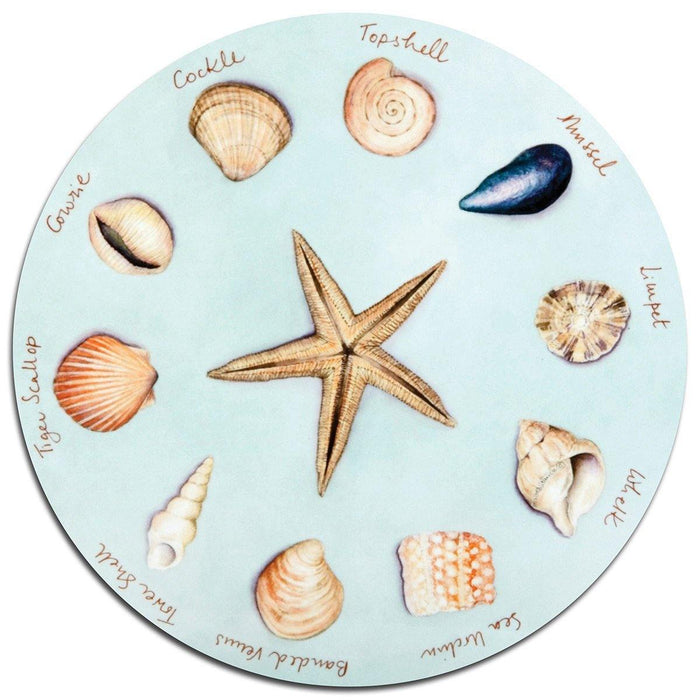 Sea Shell Table Mats - club matters
