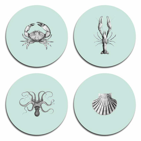 Shellfish Coasters - club matters
