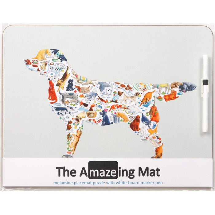 The Amazeing Retriever Table Mat - club matters