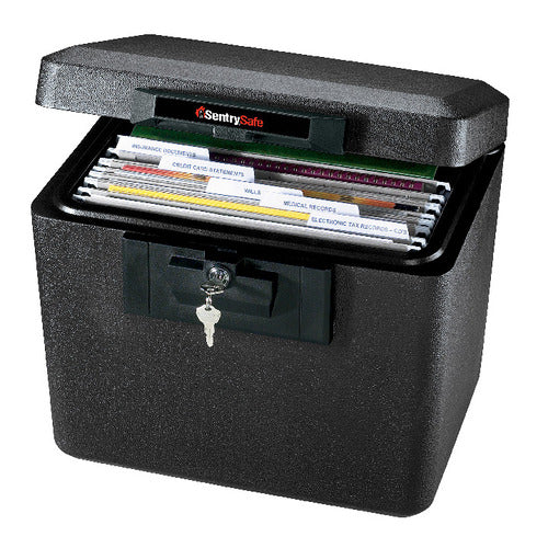 Sentry® Safe 1170 Fire File, Key Lock, .61 cu. ft.-MasterLocks.com