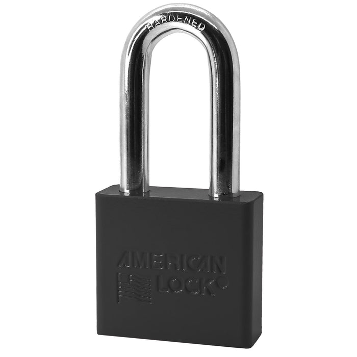 American Lock A1306 2in (51mm) Solid Aluminum Rekeyable Padlock with 2in (51mm) Shackle