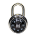 Master Lock 1525 General Security Combination Padlock with Key Control Feature and Colored Dial 1-7/8in (48mm) Wide-1525-MasterLocks.com