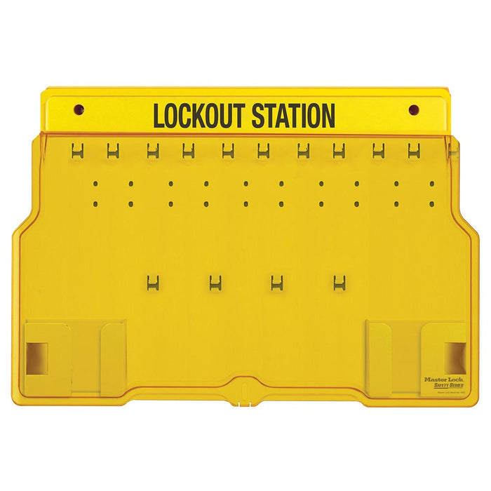 Master Lock 1483 10-Lock Padlock Station, Unfilled-Other Security Device-MasterLocks.com