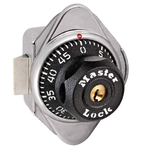 Master Lock 1652 Built-In Combination Lock for Single Point Latch Lockers - Hinged on Right-Combination-MasterLocks.com