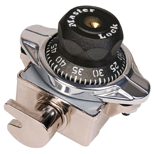 Master Lock 1690 Built-In Combination Lock for Single Point Wrap-Around-Latch™ Lockers - Hinged on Right-Combination-MasterLocks.com